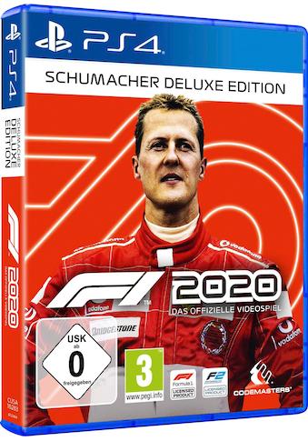 F1 2020 Schumacher Deluxe Edition PlayStation 4 kaufen