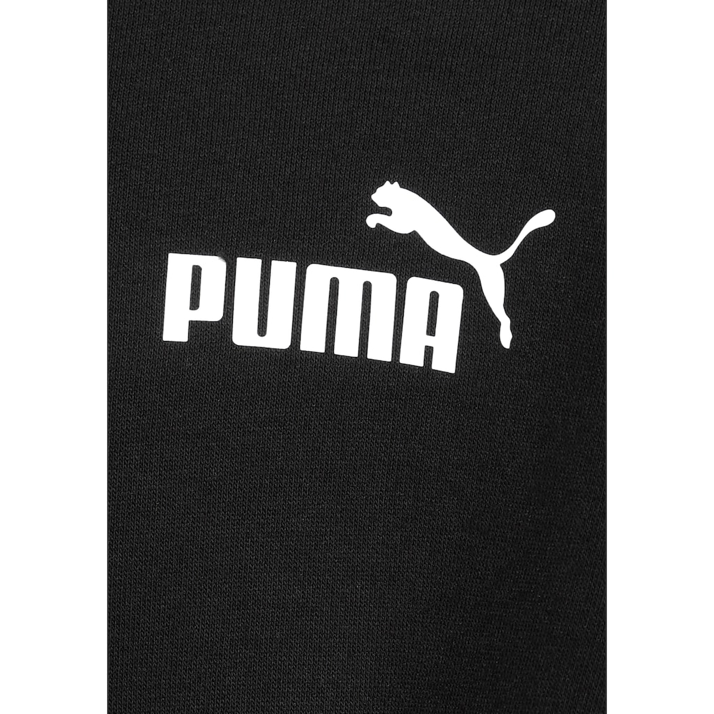 PUMA Jogginganzug »Clean Sweat Suit TR«, (Set, 2 tlg.)