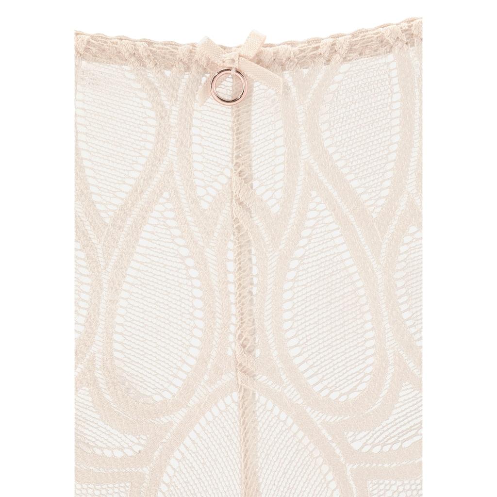 LASCANA Panty »Evita«, aus leicht transparenter Spitze