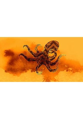 ARCHITECTS PAPER Fototapete »Atelier 47 Octopus Design 3«, mit Tieren kaufen