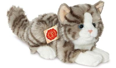 Teddy Hermann® Kuscheltier »Katze liegend, 20 cm« kaufen