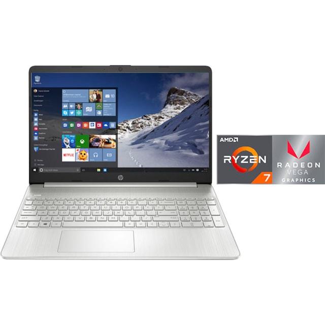 HP 15s-eq0262ng Notebook (39,6 cm / 15,6 Zoll, 512 GB SSD)