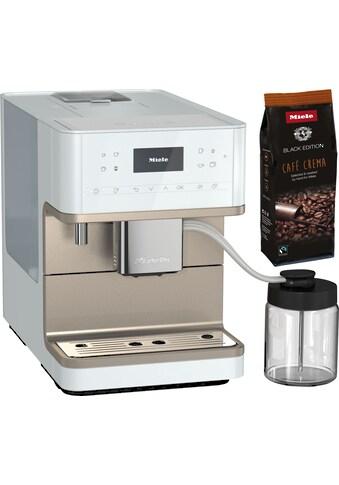 Miele Kaffeevollautomat CM 6360, 1,8l Tank, Kegelmahlwerk kaufen