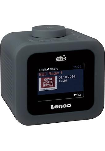 Lenco »CR - 620« Radiowecker (Digitalradio (DAB+),FM - Tuner, 2 Watt) kaufen