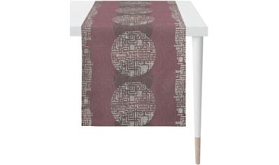 Tischläufer, »2718 LOFT STYLE, Jacquard«, APELT (1 - tlg.) kaufen
