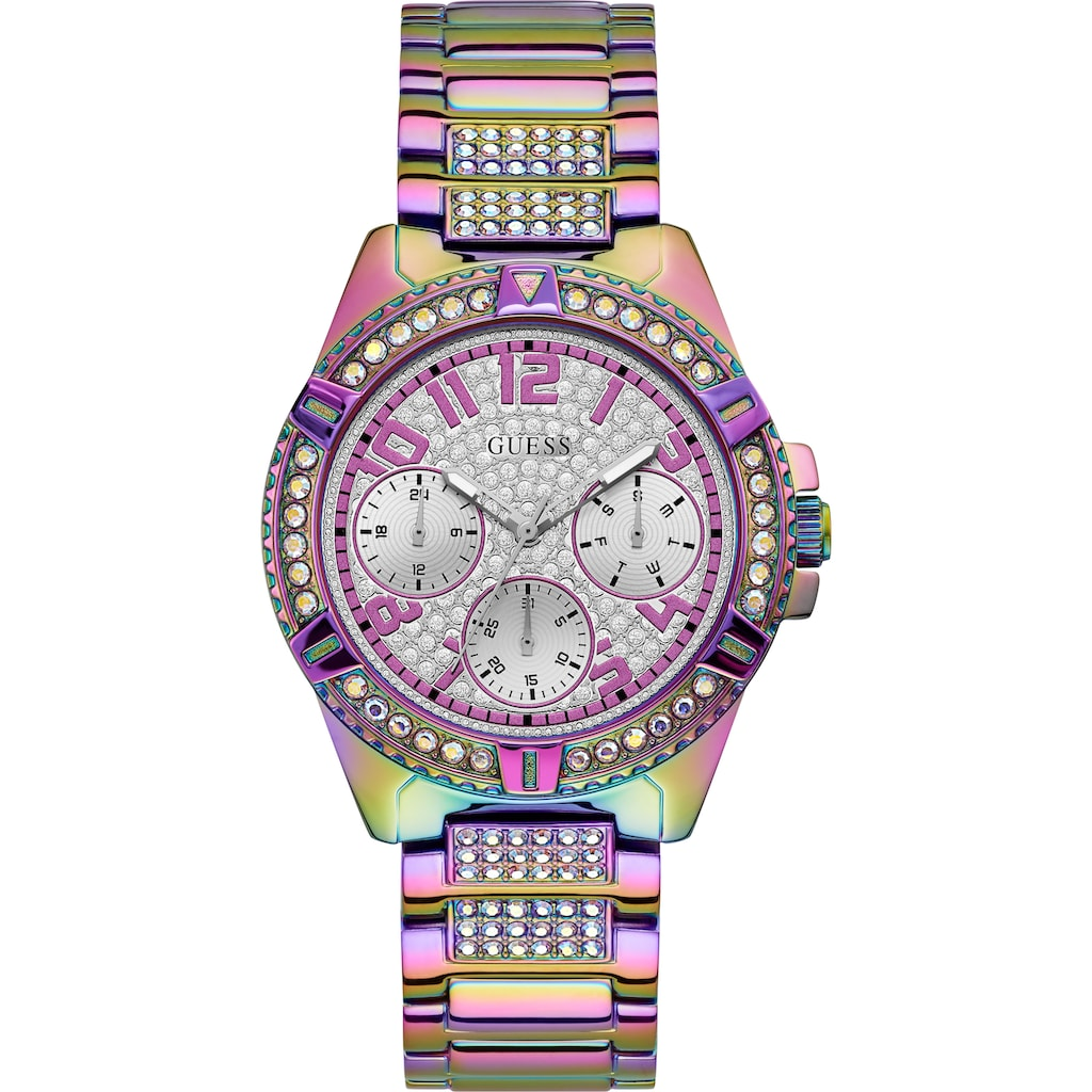 Guess Multifunktionsuhr »LADY FRONTIER, GW0044L1«