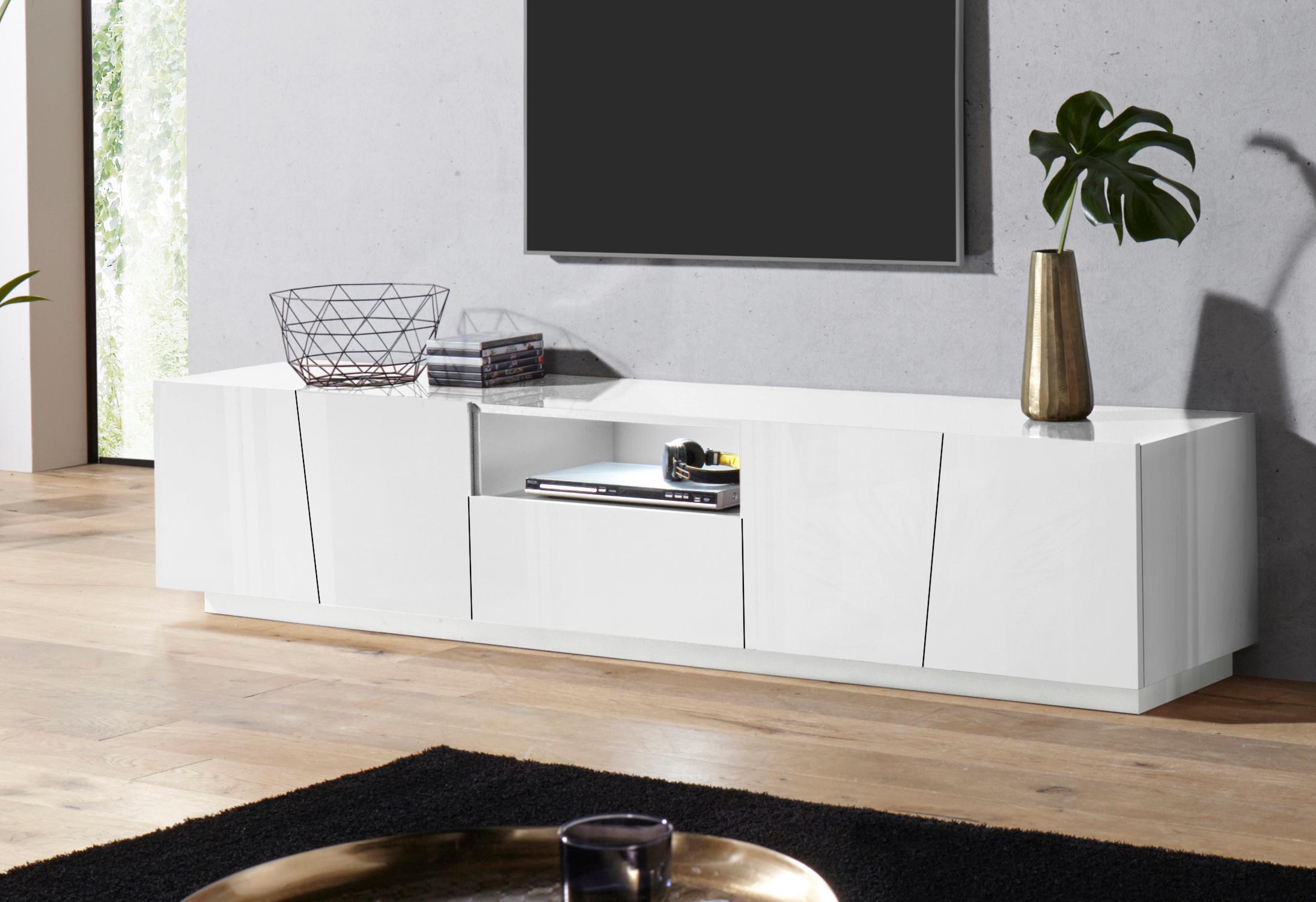 Tecnos Lowboard Vega | Wohnzimmer > Schränke > Lowboards | Tecnos