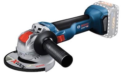 Bosch Professional Akku-Winkelschleifer »GWX 18V-10 (C, 125 mm) solo CLC« kaufen