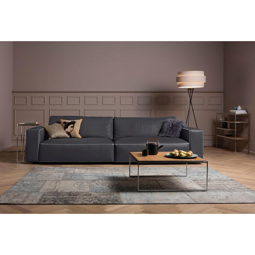 GALLERY M Big-Sofa »Lucia«, in vielen Qualitäten und 4 unterschiedlichen Nähten, 3-Sitzer