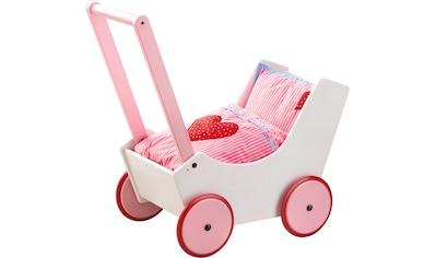 Haba Puppenwagen »Herzen«, Made in Germany kaufen