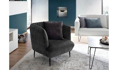 Villeroy & Boch Sessel »ELLA«, Füße Schwarz pulverbeschichtet kaufen