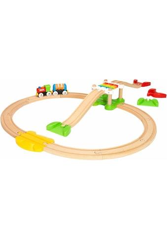 """BRIO® Spielzeug - Eisenbahn """"BRIO® WORLD Mein erstes Bahn Spiel Set"""" (Set) kaufen"""
