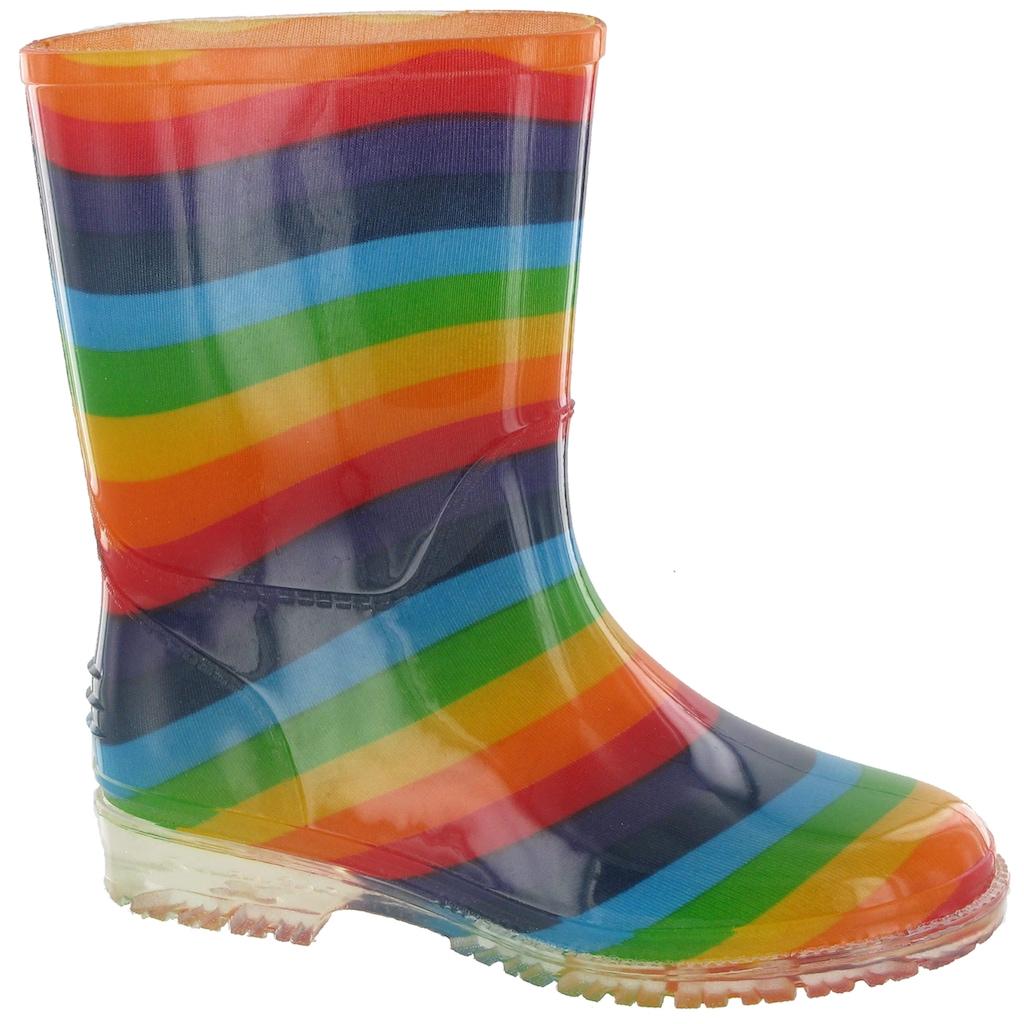 Cotswold Gummistiefel »Kinder PVC Regenbogen«