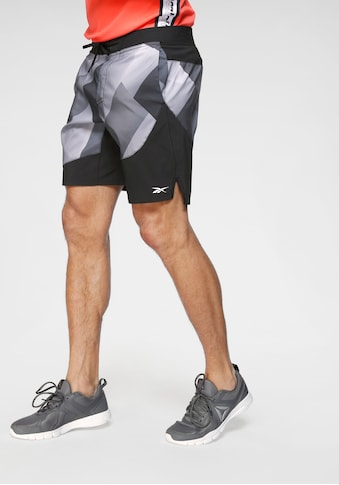 Reebok Trainingsshorts »TS Epic Short AOP Q2« kaufen