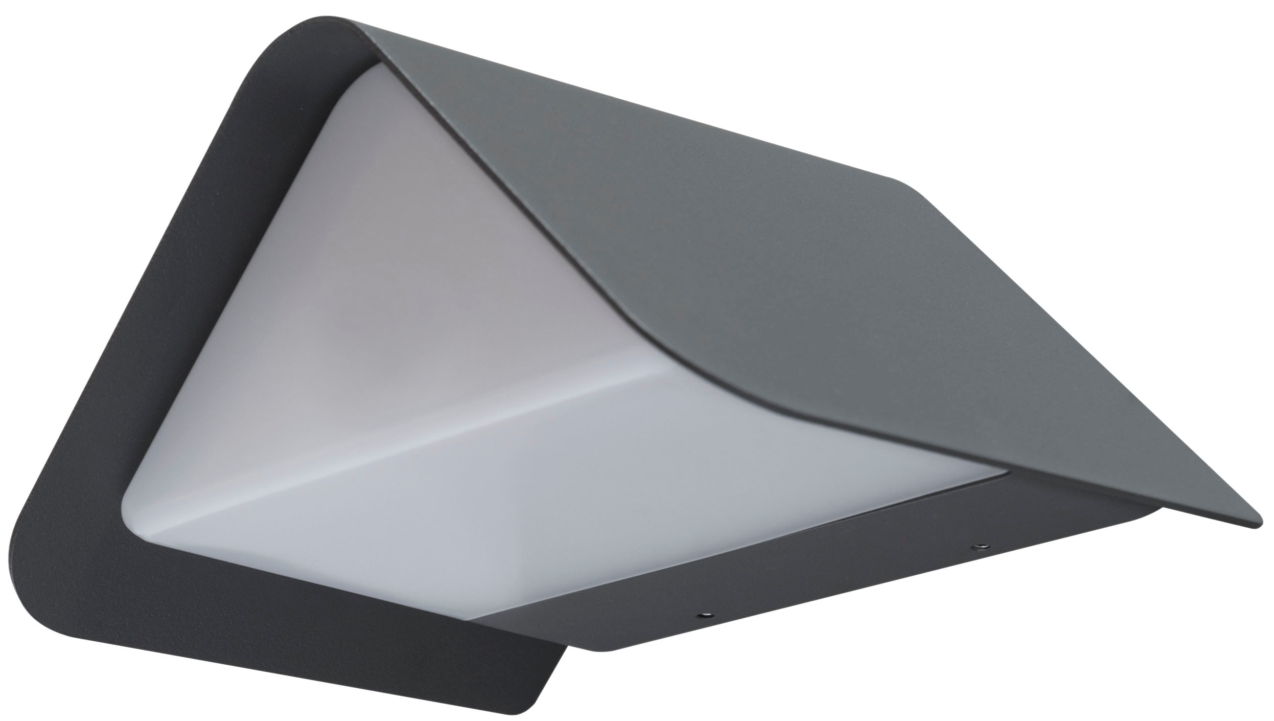HEITRONIC LED Wandleuchte Java, LED-Modul, 1 St., Warmweiß, Hell mit 630 lm Lichtstrom