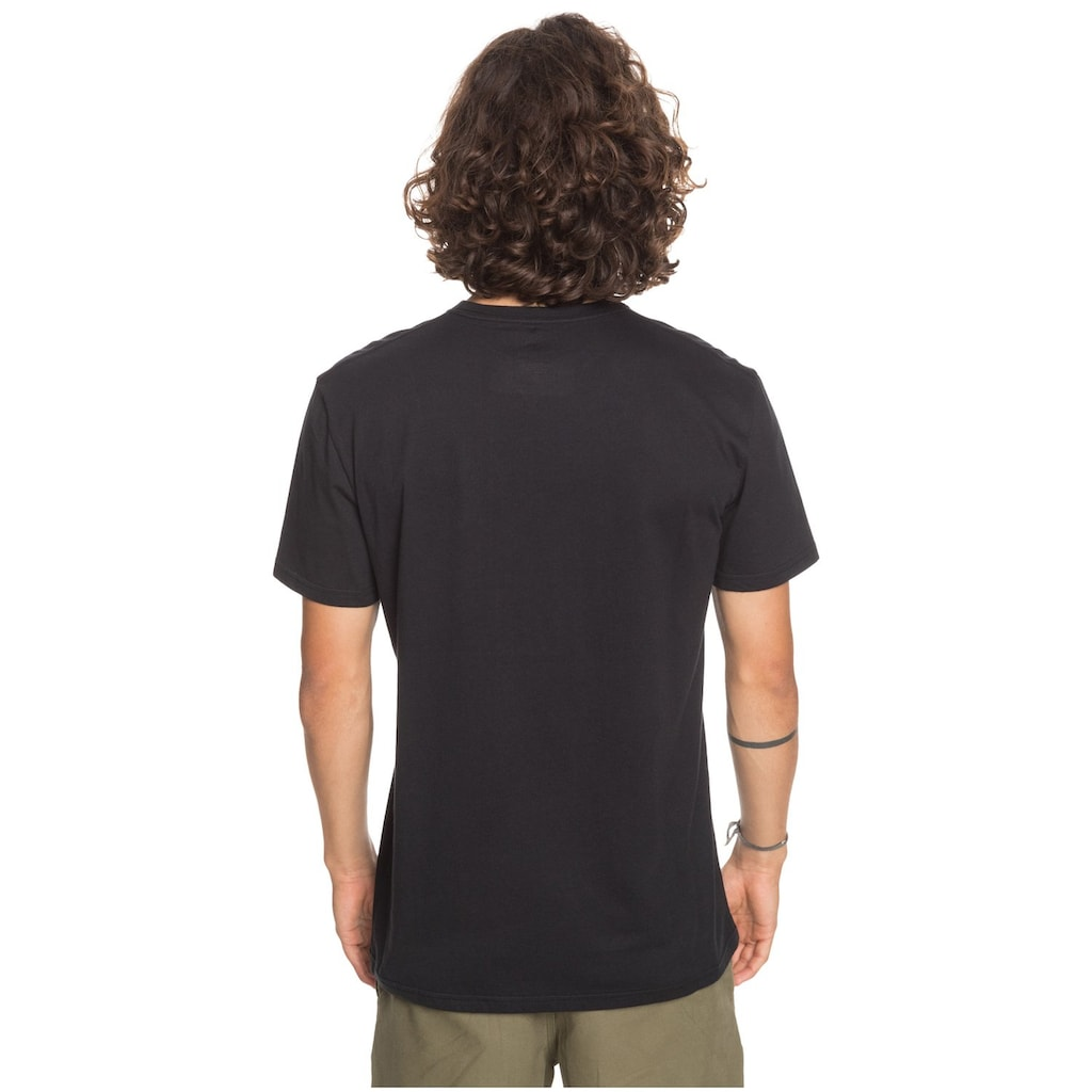Quiksilver T-Shirt »Tropical Lines«