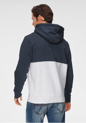 TOM TAILOR Polo Team Kapuzensweatshirt, mit Motivprint kaufen