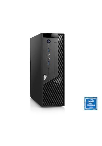 CSL Mini PC | Intel J3455 | Intel HD Grafik | 8GB DDR3 | SSD »Ultra Silent J3455 - 7 Windows 10« kaufen