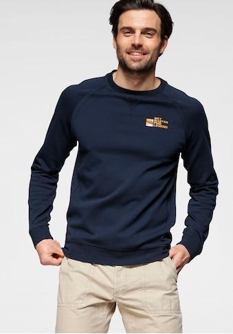 PME LEGEND Sweatshirt, Mit kleinem Logofrontprint kaufen