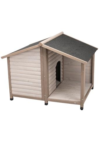 TRIXIE Hundehütte »natura Lodge«, in versch. Größen kaufen