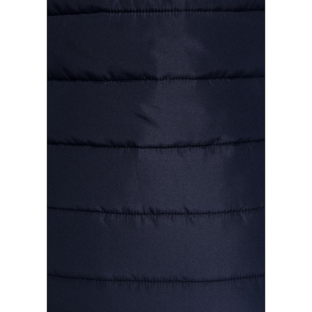KangaROOS Softshelljacke, im modischen Materialmix