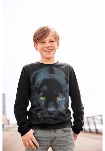 KIDSWORLD Langarmshirt »BIG PUMA« kaufen