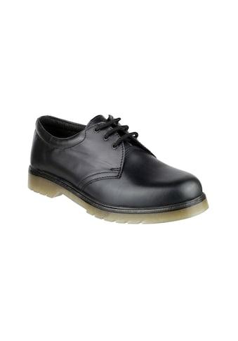 Amblers Safety Schnürschuh »Aldershot Gibson Damen Leder Schuhe« kaufen