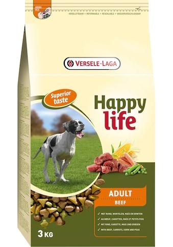 Bento Kronen Trockenfutter »Happy Life Adult Beef«, (1), 15 kg kaufen