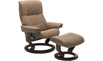 Stressless® Relaxsessel »Mayfair«, mit Classic Base, Größe S, M & L, Gestell Braun kaufen