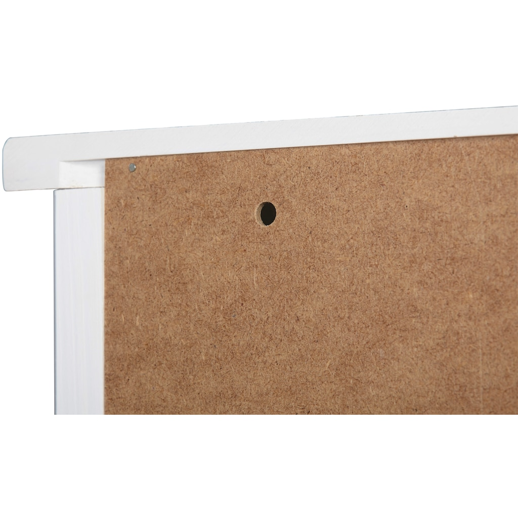 welltime Hängeschrank »Sylt«, Breite 40 cm, aus Massivholz Kiefer