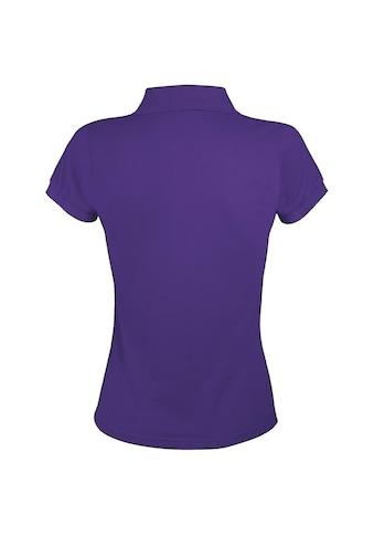 SOLS Poloshirt »Prime Damen Pique Polo-Shirt, Kurzarm« kaufen