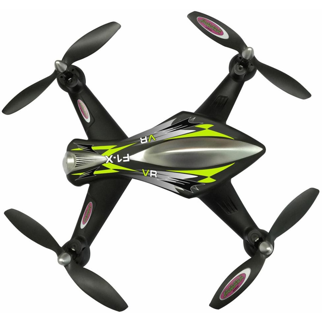 Jamara RC-Quadrocopter »F1X VR Altitude WiFi FPV«, für Virtual Reality