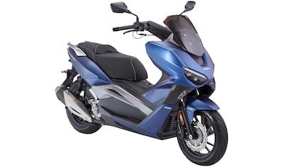 Luxxon Motorrad »Silvermax«, 278,2 cm³, 120 km/h, Euro 5, 19 PS kaufen