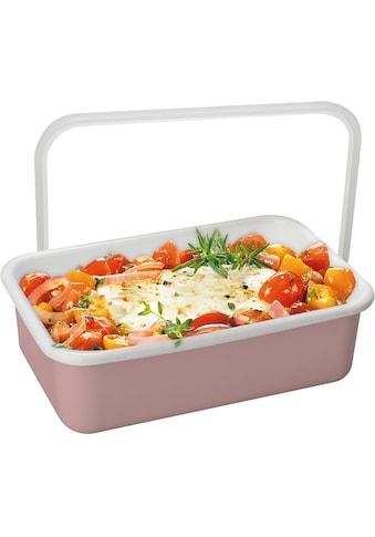 Honeyware Frischhaltedose »Color Line«, (1 tlg.), geeignet zum Kochen, Backen,... kaufen