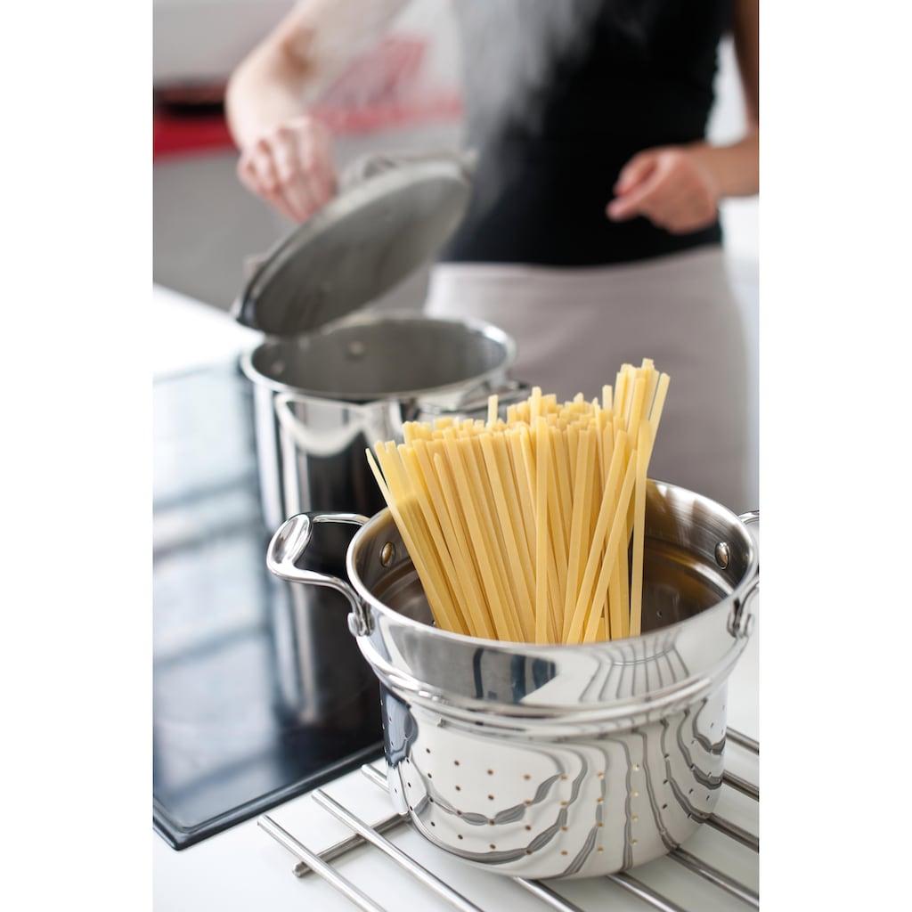 Beka Dampfgartopf »Pasta Fun«, Edelstahl, (1 tlg.), Induktion, 24 cm