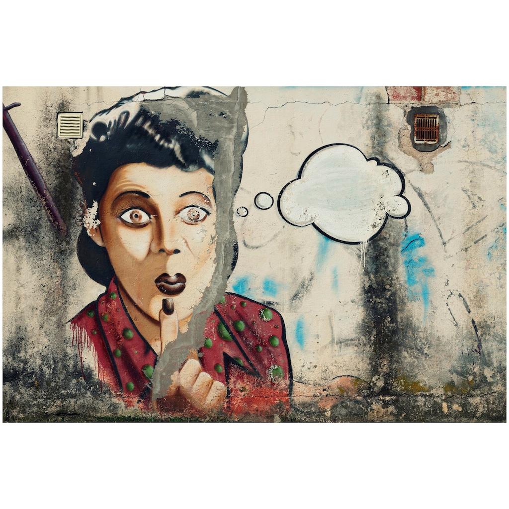 Art & Pleasure Acrylglasbild »Rockabilly«, Musiker