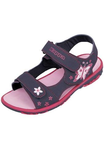 Kappa Sandale »BLOSSOM KIDS«, mit sommerlichem Druck<br /> kaufen