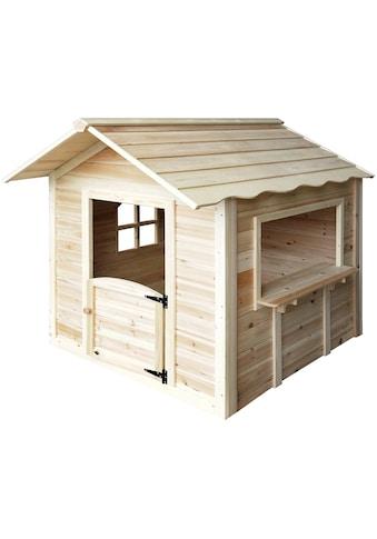 HOME DELUXE Spielhaus »Der große Palast«, BxTxH: 118x138x132,5 cm kaufen