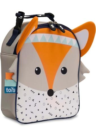 smarTrike® Kindergartentasche »toTs by SmarTrike® Fur - ever Brotzeitbox Fuchs« kaufen