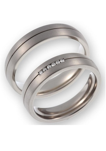 CORE by Schumann Design Trauring »20006186-DR, 20006186-HR, ST051.07«, Made in Germany... kaufen