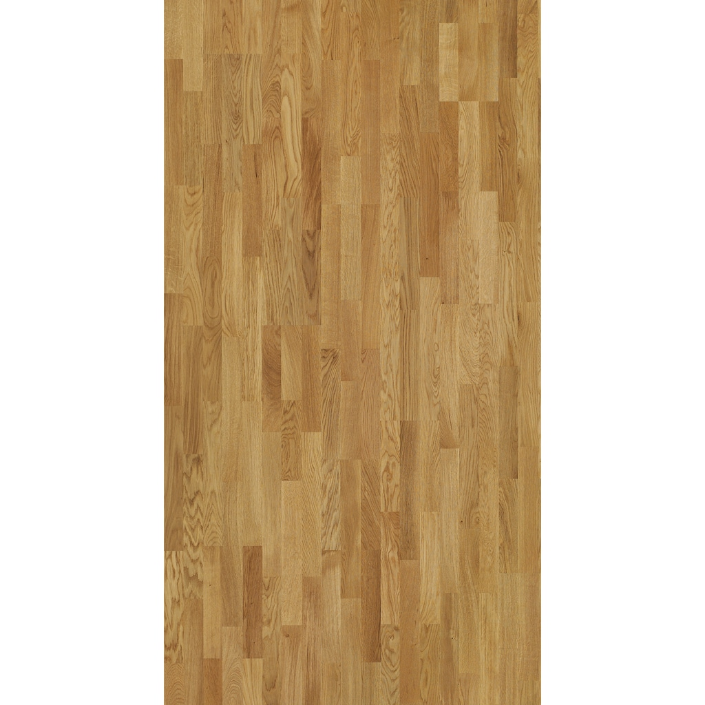 PARADOR Parkett »Basic Natur - Eiche, lackiert«, ohne Fuge, 2200 x 185 mm, Stärke: 11,5 mm, 4,07 m²