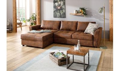 Home affaire Ecksofa »Torben« kaufen