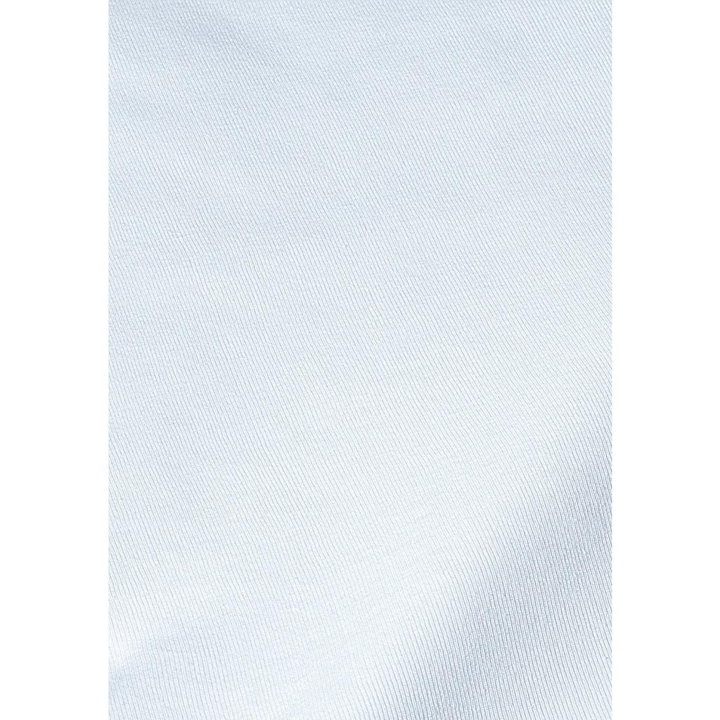 Clipper Unterhemd, schlichtes Basic für jeden Tag - in Feinripp