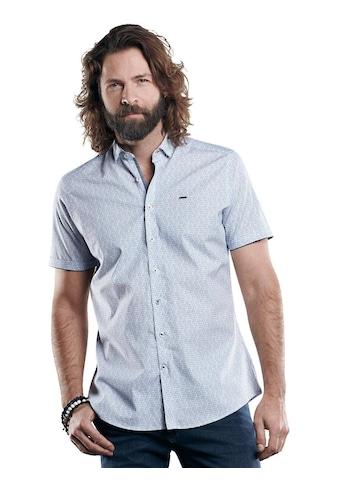 emilio adani Kurzarmhemd mit sommerlichem Sonnenbrillen Druck kaufen