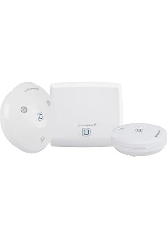 Homematic IP Smart Home »Starter Set Wasseralarm (153405A0)« kaufen