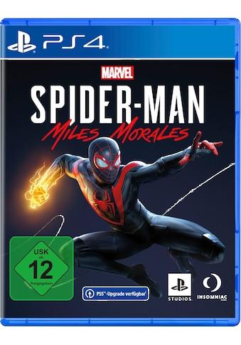 Marvel's Spider - Man: Miles Morales PlayStation 4 kaufen