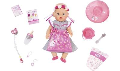 """Baby Born Babypuppe """"SoftTouch Girl Dirndl Edition, 43 cm"""" kaufen"""