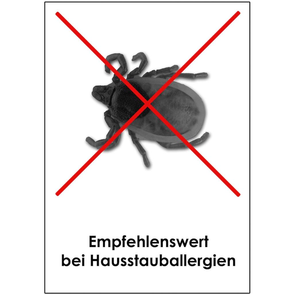 Biberna Matratzenschutzbezug »wasserundurchlässige Frottee-Matratzenhülle«