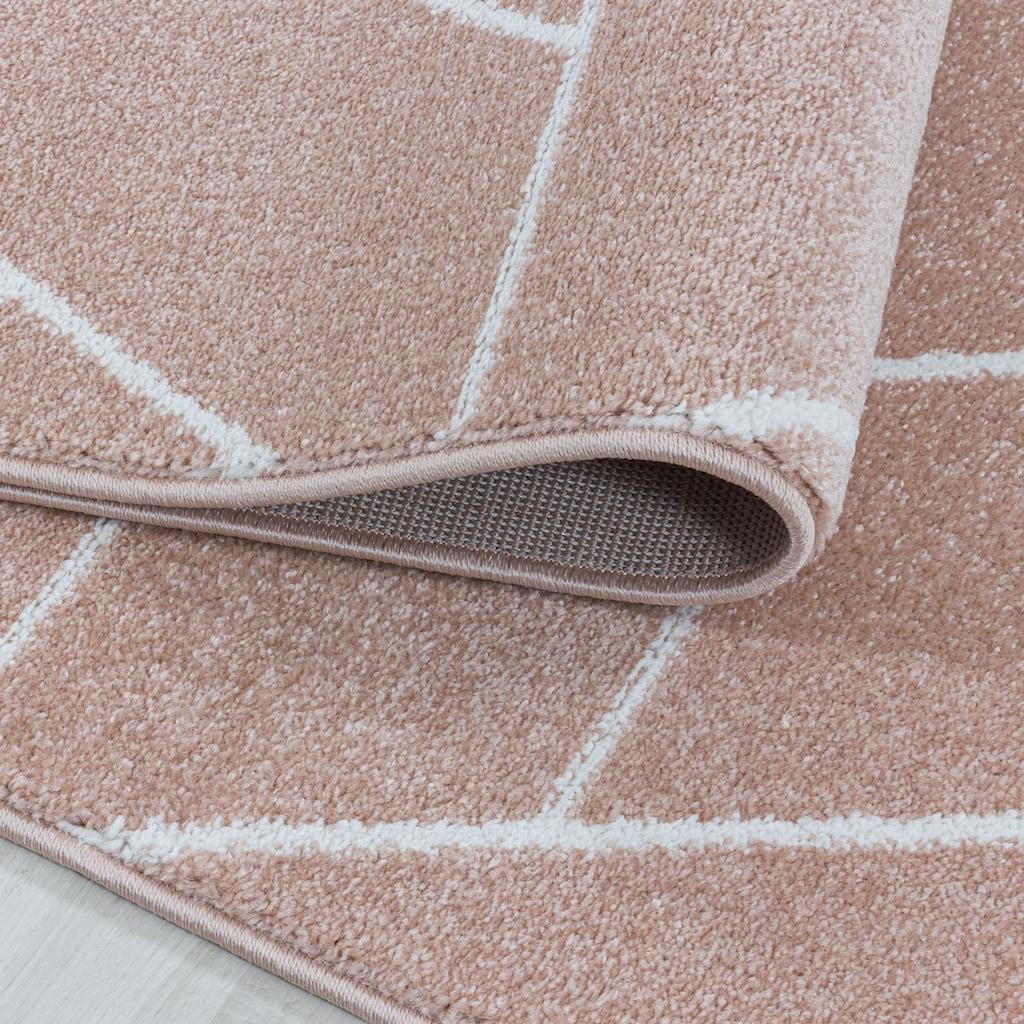 Ayyildiz Teppich »EFOR 3715«, rechteckig, 11 mm Höhe
