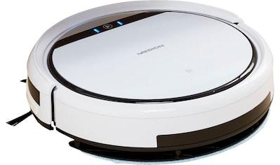 Medion® Saugroboter »mit Wischfunktion MD 10064«, + erweitertes Ersatzteilset + systematische Navigation kaufen